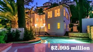 Los Angeles Houses For Sale Designers Nate Berkus And Jeremiah Brent List New Look House With