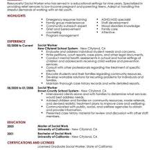 Social Worker Resume Sample Templates by Sample Social Worker Resume Template Usaid Resume Sample
