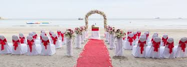 destination wedding packages aqua resorts wedding packages traveloni weddings