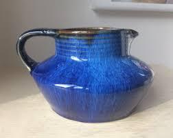 Denby Vase Pottery Denby Pottery Etsy