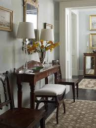 living room paint color ideas hall traditional with none
