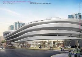 zaha hadid miami beach parking garage value engineered