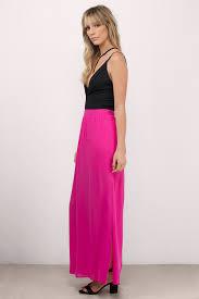 maxi skirt green skirt maxi skirt fuchsia skirt mint skirt 52 tobi us