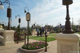 photos and video take a walkthrough of the new main street plaza