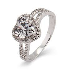 promise ring heart cz promise ring s addiction