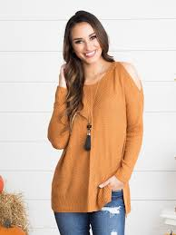 open shoulder sweater lost in a moment open shoulder sweater gold mustard eleven