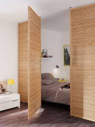partager une chambre en deux idée pour séparer une chambre en deux inspirations et cloison