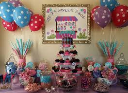 Pink And Black Candy Buffet by Pink Candy Buffet Time For The Holidays