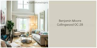 wall color used in this space benjamin moore collingwood oc 28