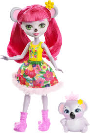 Mattel Enchantimals 6