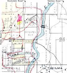 map of oregon gold mines gold dredge tragedy highway 199