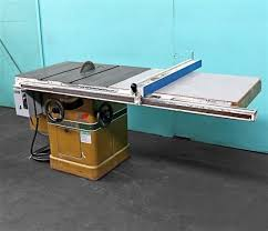 powermatic 10 inch table saw powermatic model 66 table saw 10 inch blade 5hp 230 460vac 3 phase