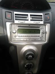 2007 sedan radio replacement toyota yaris forums ultimate