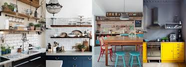 deco retro cuisine beautiful modele de decoration de cuisine ideas amazing house avec