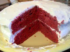 red velvet cake with cream cheese frosting recipe cream