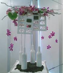 home decor unusual floral arrangements small contemporary