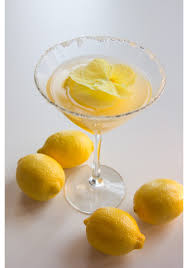 lemon drop martini mix our ten favorite floral cocktail recipes proflowers blog