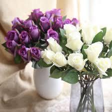 online get cheap plastic flowers for sale aliexpress com