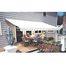 Sunsetter Patio Awning Lights Comfortchannel Large Outdoor Patio Umbrellas Umbrella Bases