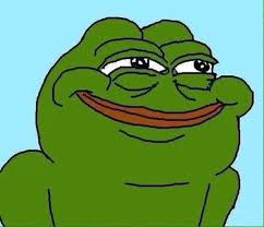 Funny Frog Meme - frog man shared by deborah on we heart it