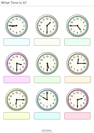 telling time worksheets printable decimal number line worksheets