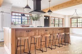 modern rustic wood kitchen cabinets rustic modern kitchen cabinets maison de pax