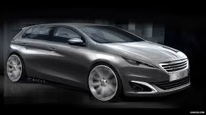 peugeot cars 2015 2015 peugeot 308 design sketch hd wallpaper 140