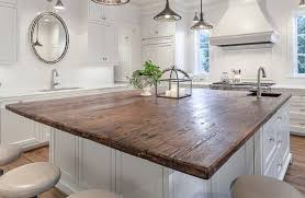 Rustic Kitchen Countertops by 30 Rustic Countertops That Will Make Your Home Cozier And Comfier