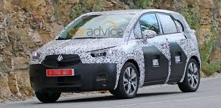 opel meriva 2015 2016 opel meriva spy photos photos 1 of 4