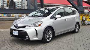 toyota uxs toyota prius v dead in us more tech for canada autotrader ca