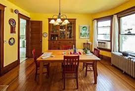 yellow dining room ideas craftsman yellow dining room design ideas pictures zillow digs