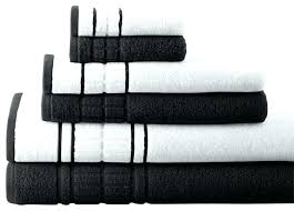 home design brand towels awesome black and white decorative bath towels f88x on creative