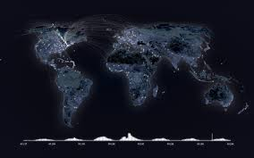 Ohio Radar Map the world u0027s phone reactions to obama u0027s inauguration o u0027reilly radar
