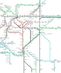 map uk harrogate rail map covering harrogate leeds and sheffield