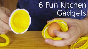 6 fun kitchen gadgets youtube