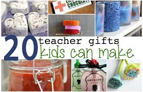 20 gifts for teachers can make totally the bomb
