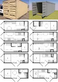Interior Floor Plans Curbed Shipping Single Container Homes Interior You Can Order