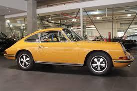 yellow porsche 911 1967 porsche 911 classic driver market