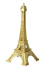 eiffel tower decorations eiffel tower decor joyfamily 7inch 18cm metal