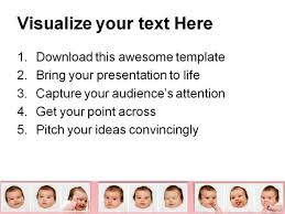 expressions children powerpoint templates and powerpoint