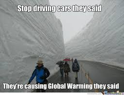 Global Warming Meme - could you win a climate change debate with any of these memes