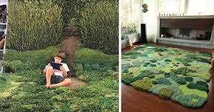 Moss Bath Rug Enjoyable Design Moss Rug Unique Moss Carpet For Your Bathroom