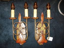 Candle Wall Sconces Wrought Iron Candle Wall Sconces Wrought Iron U2014 Jen U0026 Joes Design The Candle