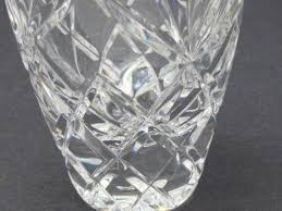 Waterford Crystal Small Vase Vases Glass And Crystal Waterford Lenox Orourke Abp Cut