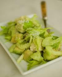 celery avocado salad with chicken u2013 flavorphil