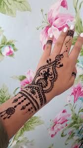 diy fake henna tattoos missplanktonsbeautys webseite