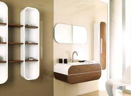 fresh futuristic interior design small bathroom idea 3966
