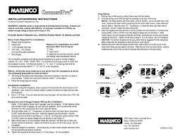 amazon com marinco 2 wire connectpro plug sports u0026 outdoors