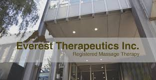 rmt vancouver massage therapists downtown everest therapeutics