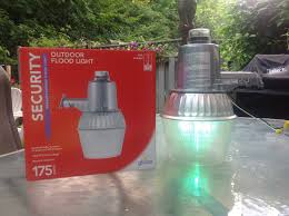 Mercury Vapor Light Fixtures 175 Watt by Lighting Gallery Net Security Lights Globe Electric Pl 8120